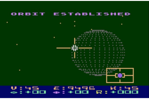 Star Raiders II - Unreleased almost-finished sequel sees ...