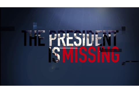 The President is Missing - YouTube