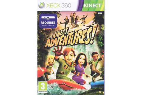 Kinect Adventures! 20 games Xbox 360 | Gaming \ Xbox ...
