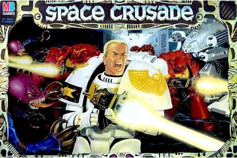Space Crusade (Game) | Warhammer 40k | FANDOM powered by Wikia