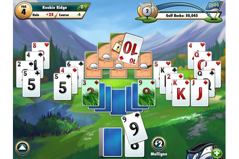 Fairway Solitaire - Card Game by Big Fish Games, Inc