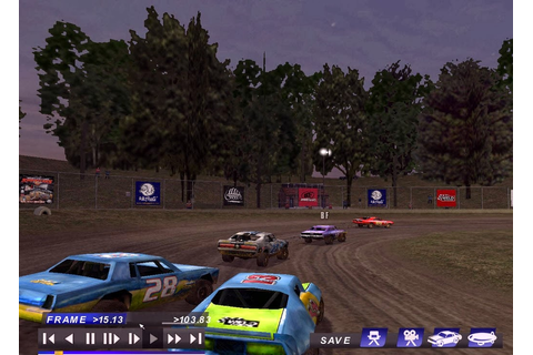 Free Download PC Games and Software: Dirt Track Racing 2 Game