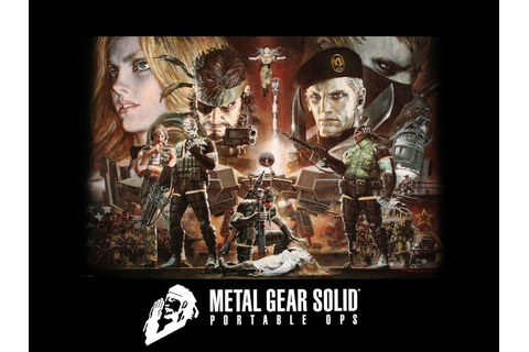 17 Best images about Metal Gear Solid on Pinterest ...