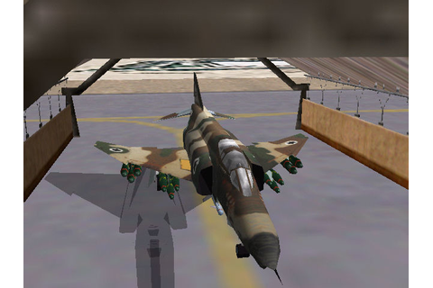 Jane's Combat Simulations: Israeli Air Force (1998 ...