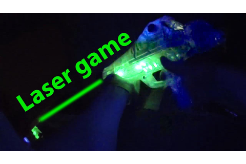 Laser Game at Laserdome in Stockholm - YouTube