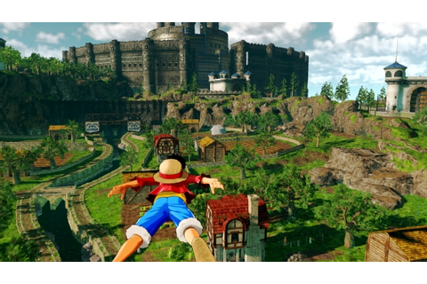 Eight minutes of One Piece: World Seeker gameplay - Gematsu
