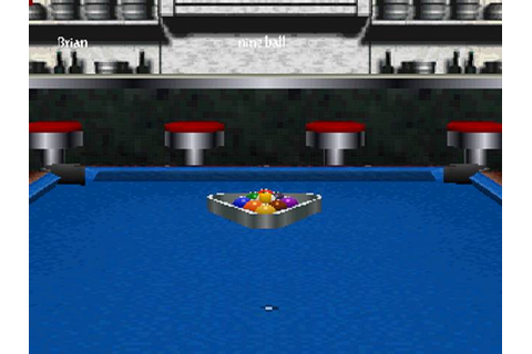Free Download Games Backstreet billiards (mediafire)