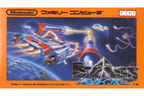 B-Wings [NES] - Stage Beginning - YouTube