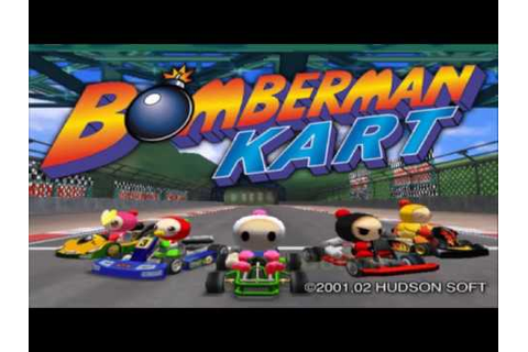Bomberman Kart (PS2 Gameplay) | Doovi