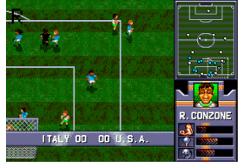 Sensible World of Soccer '96/'97 - My Abandonware