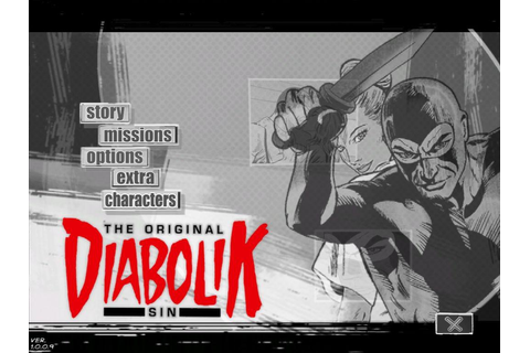 Diabolik: The Original Sin Download (2009 Adventure Game)
