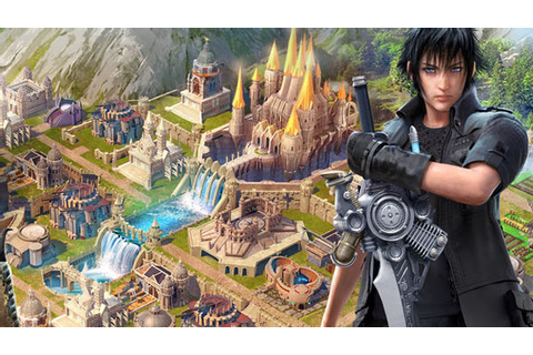 Machine Zone's Final Fantasy XV mobile game revealed to be ...