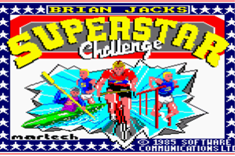 Download Brian Jacks Superstar Challenge (Amstrad CPC ...