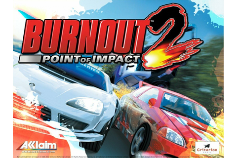 Games Wallpaper: Burnout 2 Point of Impact