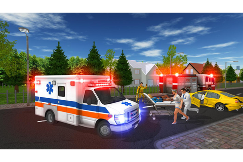 Ambulance Game 2017 APK Download - Free Simulation GAME ...