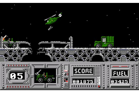 Army Moves Download (1987 Amiga Game)