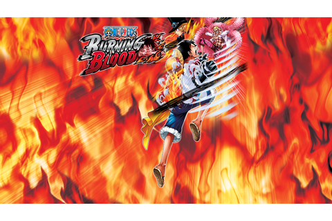 One Piece: Burning Blood Game | PS4 - PlayStation