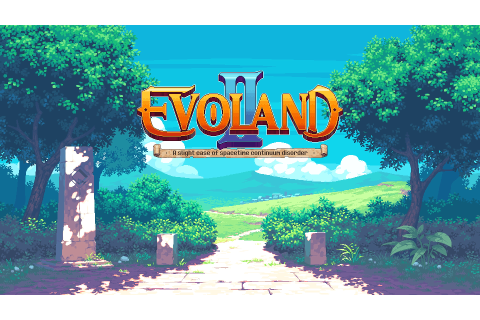video games, Evoland 2, Pixel art Wallpapers HD / Desktop ...