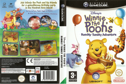 GWHP41 - Winnie the Pooh's Rumbly Tumbly Adventure