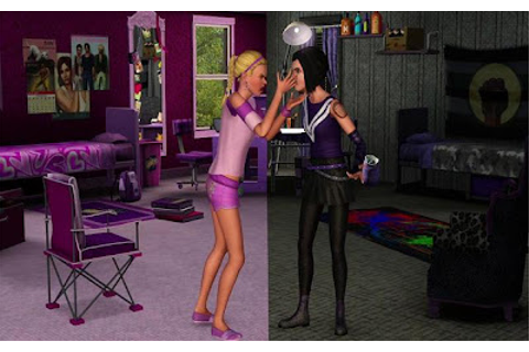 The Sims 3 University Life Free Download ~ Download PC ...