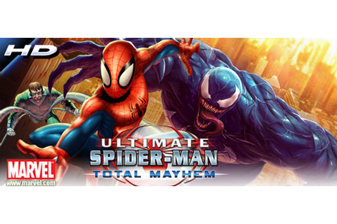 Gameloft unleashes Spider-man: Total Mayhem HD for Android ...