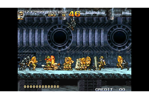 Metal Slug 5 Walkthrough/Gameplay Neo Geo - YouTube