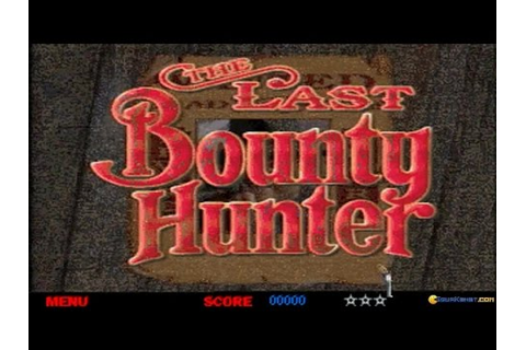 The Last Bounty Hunter gameplay (PC Game, 1994) - YouTube