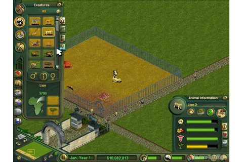 Zoo Tycoon Download Game | GameFabrique