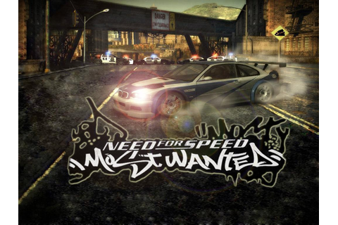 Game Need For Speed Most Wanted - ZONA DOWNLOAD GRATIS