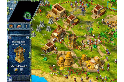 The Settlers 3 Game - Free Download Full Version For PC