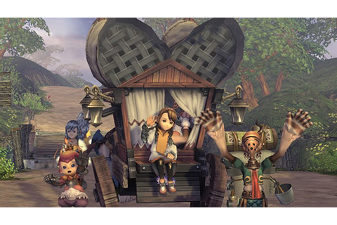 Final Fantasy Crystal Chronicles Remastered Edition gets a ...