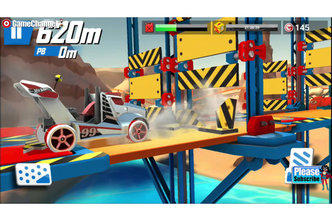 Hot Wheels Race Off / Hot Wheels Racing Games / Android ...