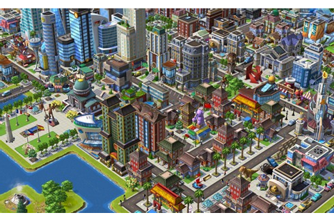 CityVille 2 on Facebook: This city-builder bites (and ...