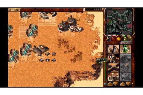 Dune 2000 Multiplayer - Shaokhan (H) vs Tano99 (A) 2011-10 ...