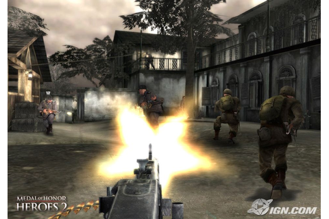 Medal of Honor Heroes 2 Review - IGN