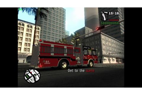 LAFD v2.0 Game Play - Firefighter and Medic - YouTube