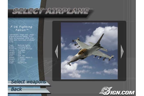 Free Games 4 You: JetFighter V: Homeland Protector