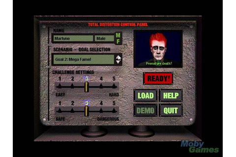 Download Total Distortion (Mac) - My Abandonware