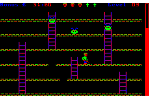 Download Roland Goes Digging (Amstrad CPC) - My Abandonware