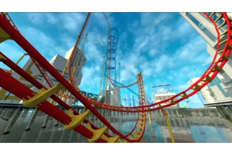 Build your own Roller Coaster using Screamride from March 3