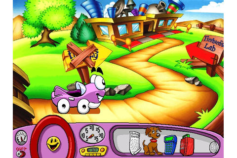 Putt-Putt Travels Through Time (CD DOS) Game