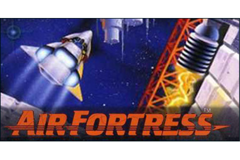 Air Fortress - NES - Nerd Bacon Reviews
