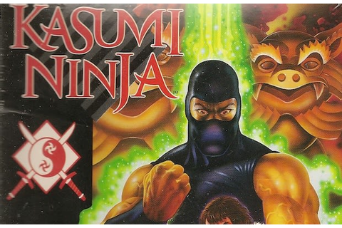 Kasumi Ninja - The 10 Worst Fighting Games | Complex