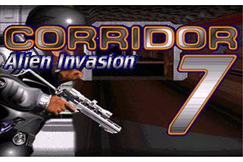 Download Corridor 7: Alien Invasion - My Abandonware
