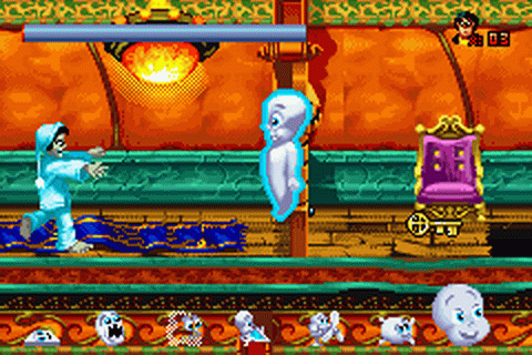 Play Casper Nintendo Game Boy Advance online | Play retro ...