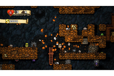 Spelunky on Steam