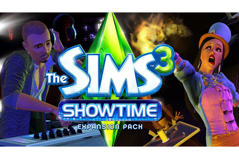 The Sims 3: Showtime - Free Full Download | CODEX PC Games