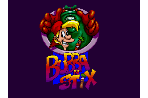 Bubba 'n' Stix - The Company - Classic Amiga Games