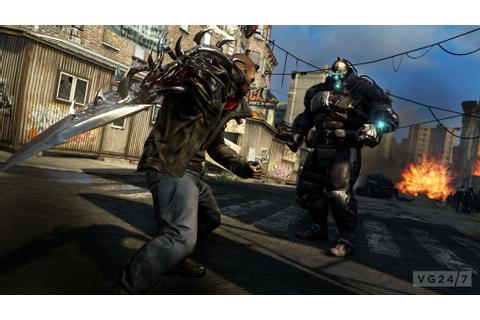 Quick Shots - Prototype 2 screens are action-packed - VG247