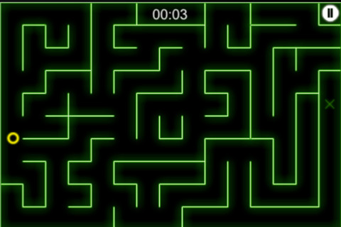 Fun Maze Game App for iPad - iPhone - Games - app by Agalag